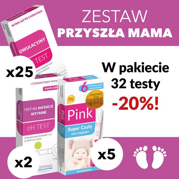 Zestaw Zdrowa Mama PROMOCJA